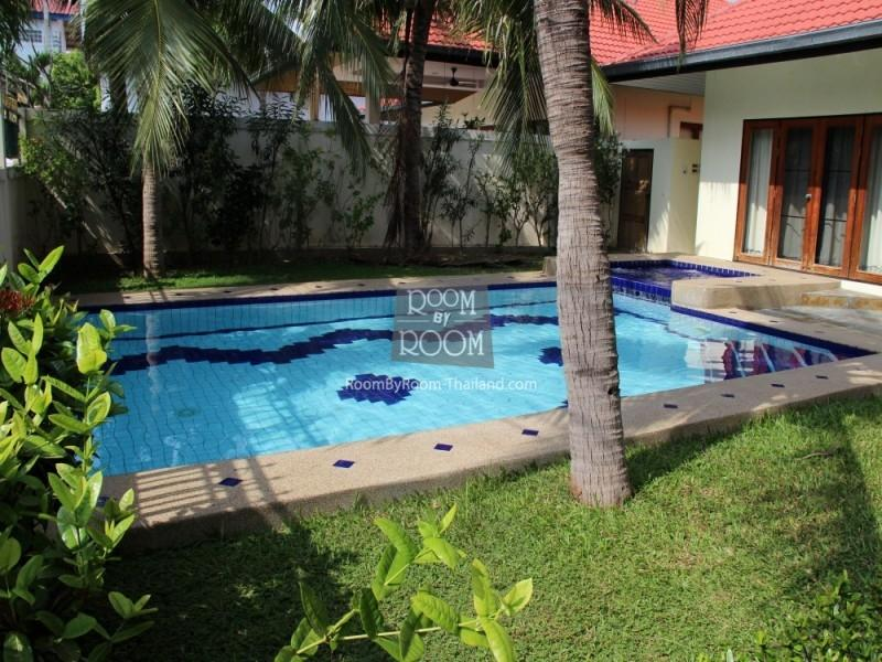 Villas for rent in Hua Hin: V5006 - Image 1 - Hua Hin - rentals