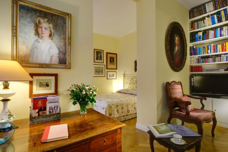 Suite View - Next to Navona Cozy Suite AC Wi-Fi Breakfast Incl. - Rome - rentals