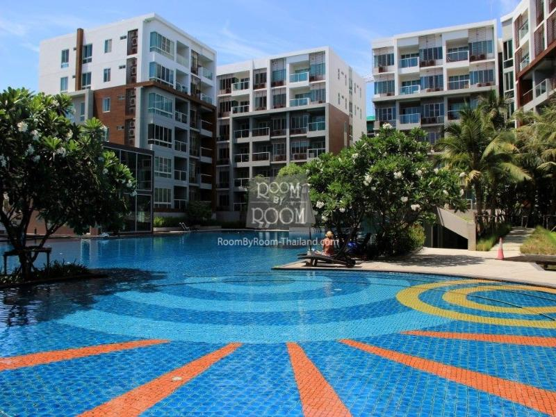 Condos for rent in Khao Takiab: C6054 - Image 1 - Nong Kae - rentals