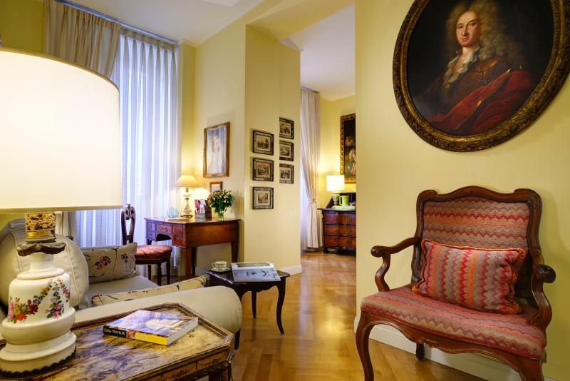 Suite View - Navona Cozy B&B Suite for 2p, Air Cond., Free WiFi - Rome - rentals