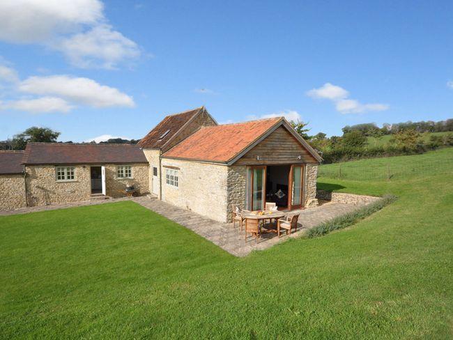 View towards the cottage - LLANE - Wincanton - rentals
