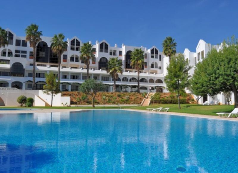 Oura Estrela apartment near Oura beach - Image 1 - Albufeira - rentals