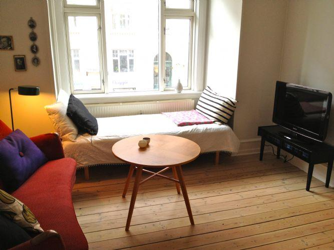 Ny Carlsberg Vej Apartment - Cozy Copenhagen apartment in popular area near Enghave - Copenhagen - rentals