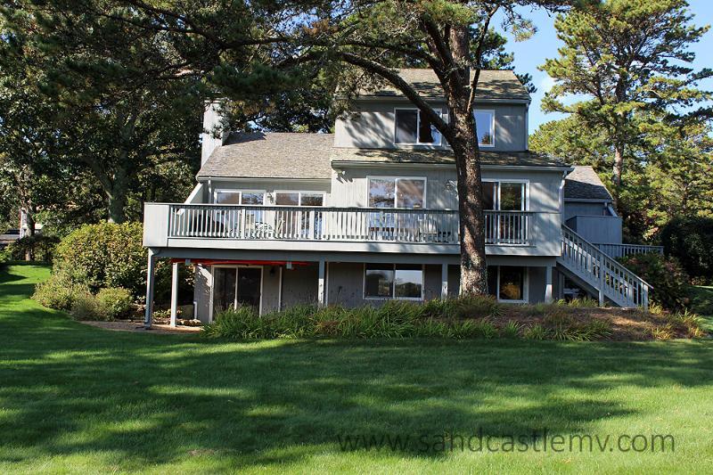1262 - WONDERFUL VIEWS OF SENGEKONTACKET POND FROM THIS LOVELY VINEYARD HOME - Image 1 - Oak Bluffs - rentals