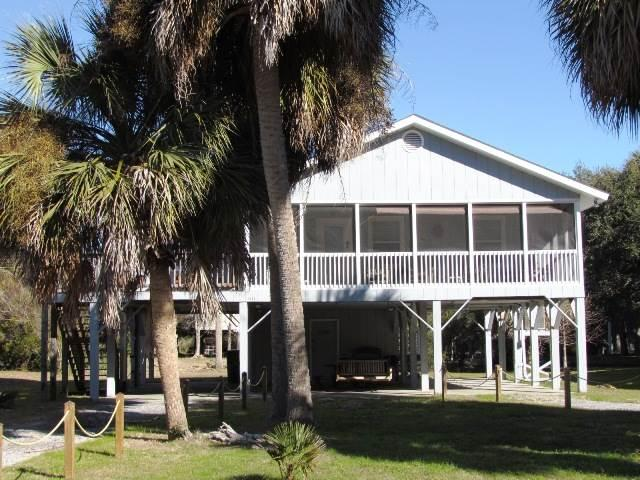 "1011 Byrd St - ""Jean's Place"" - Image 1 - Edisto Beach - rentals"
