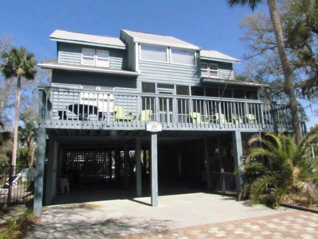 "202 Jungle Rd - ""Treasure Chest"" - Image 1 - Edisto Beach - rentals"