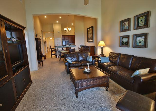 Cinnamon Beach Unit 162- Penthouse with Stunning Golf & Ocean Views! - Image 1 - Palm Coast - rentals