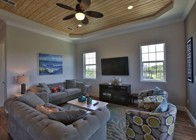 Come and stay at Sunset Blue - in the seaside community Cinnamon Beach at Ocean Hammock!! - Sunset Blue Beach Home in Cinnamon Beach just a short stroll to the sun/sand! - Palm Coast - rentals