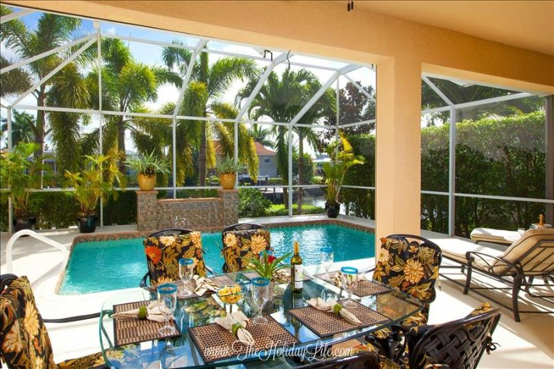 BONITA COURT - Island Luxury Waterfront 4 Bedroom - Image 1 - Marco Island - rentals