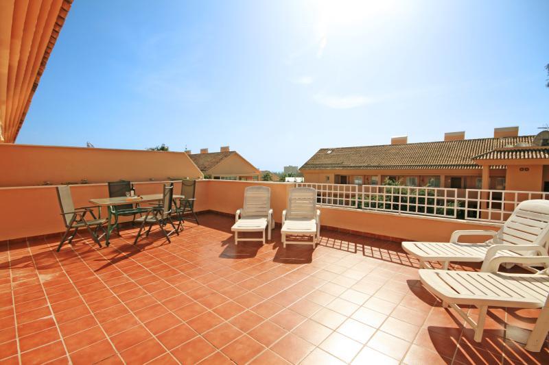 310 - 3 bed duplex apt Los Jardines de Santa Maria - Image 1 - Nueva Andalucia - rentals