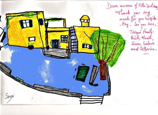 Dream house 1 - Image 1 - Douliana - rentals