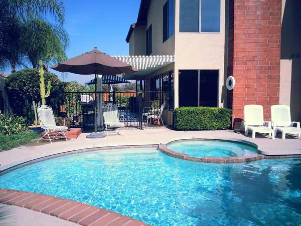 Anaheim Hills Hideaway 5 Stars Since 2010! - Beautiful Anaheim Hills Hideaway with Pool & Spa - Anaheim Hills - rentals
