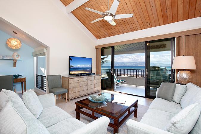 Unit 34 Ocean Front Prime Luxury 2 Bedroom - Image 1 - Lahaina - rentals