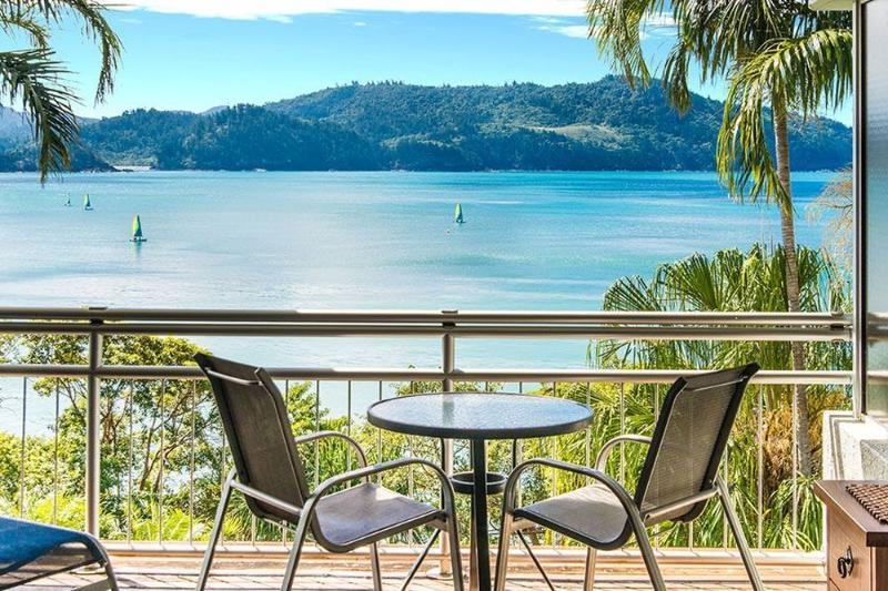 Balcony - Lagoon 204A - Hamilton Island - rentals