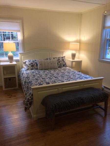 First (Queen) Bedroom - Berkshire Schoolhouse Cottage - Great Barrington - rentals