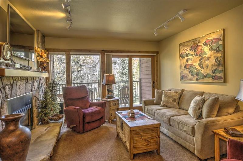Sawmill Creek Condo 211 - Image 1 - Breckenridge - rentals