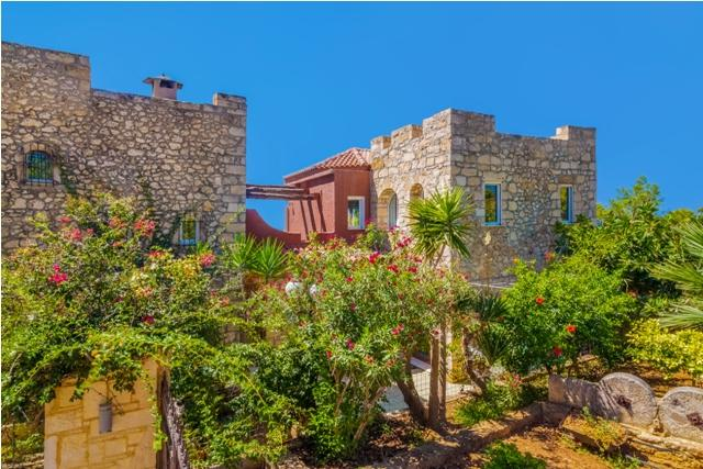 Kastro towers. - Private Estate with pool overlooking Chania Town. - Chania - rentals