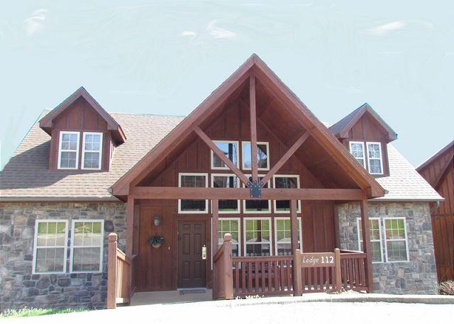 Wilderness Lodge - Wilderness Lodge : 4 Bedroom, 4 Bath Stonebridge Golf Resort Cabin - Branson West - rentals