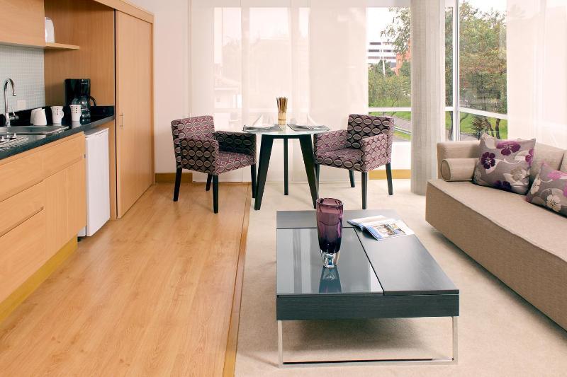Contemporary Studio Apartment in Santa Barbara - Image 1 - Bogota - rentals
