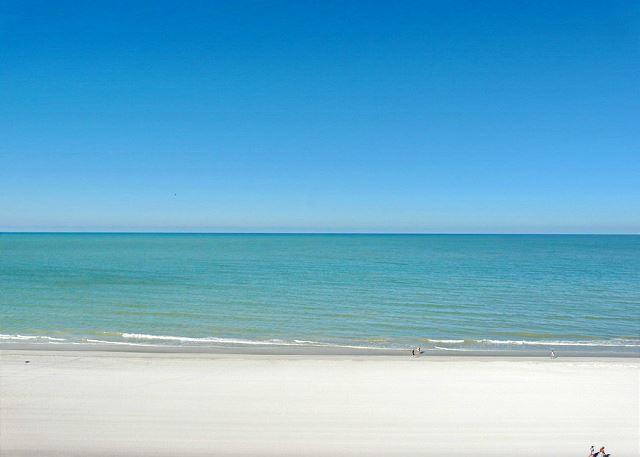 Beachfront condo w/ panoramic ocean views, heated pools & tennis courts - Image 1 - Marco Island - rentals