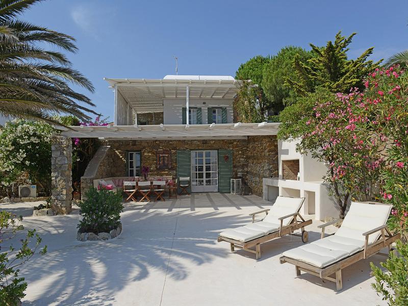 Fragkia Villa Mykonos - Image 1 - Mykonos - rentals