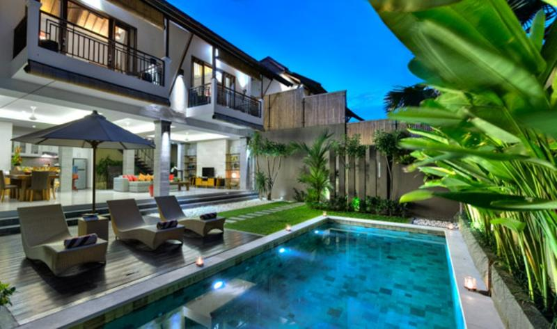 General view - Kumpi, Luxury 3BR Villas,Central Seminyak - Seminyak - rentals