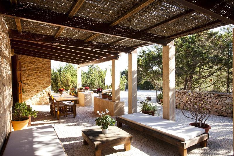 Villa Piedra - Image 1 - Es Cap de Barbaria - rentals