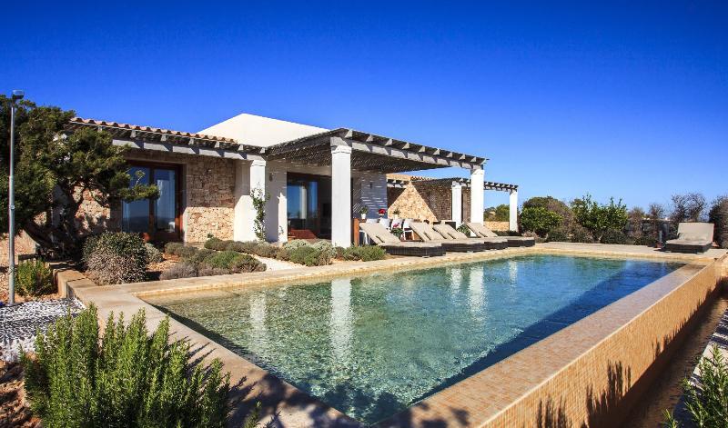 Villa Santolina - Image 1 - Es Cap de Barbaria - rentals