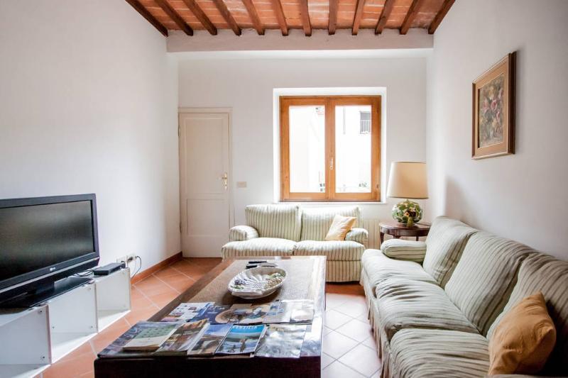Living Room - Apartament Veronica - Pietrasanta - rentals