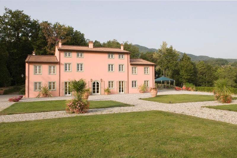The Villa - Villa Maria - Lucca - rentals