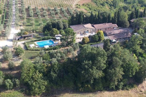 CR101Monteriggioni - Casa Laura - Image 1 - Monteriggioni - rentals