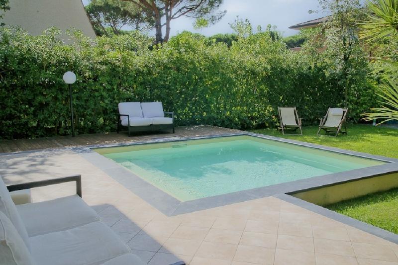 Swimming pool - Villa Enrico III - Forte Dei Marmi - rentals