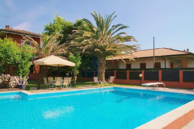 Swimming pool - Villa Enrico I - Forte Dei Marmi - rentals