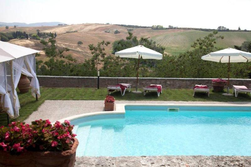 Swimming pool - Villa Asso - San Giovanni d'Asso - rentals