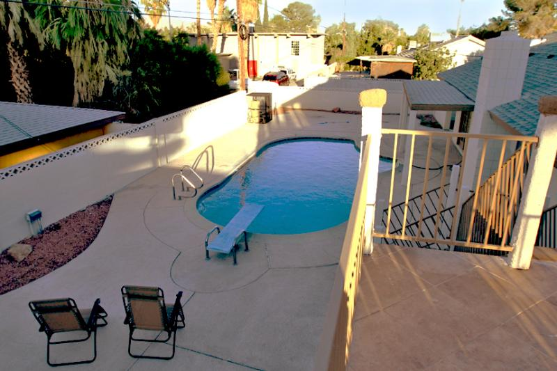Pool Close to Strip and Airport! - Image 1 - Las Vegas - rentals