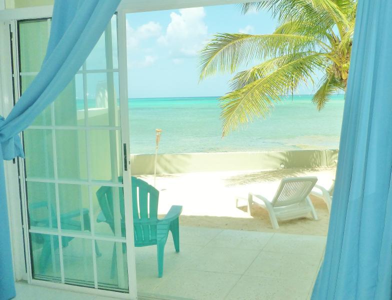 "Patio area - Exuma Apartment ""Paradise at your Fingertips"" - Nassau - rentals"