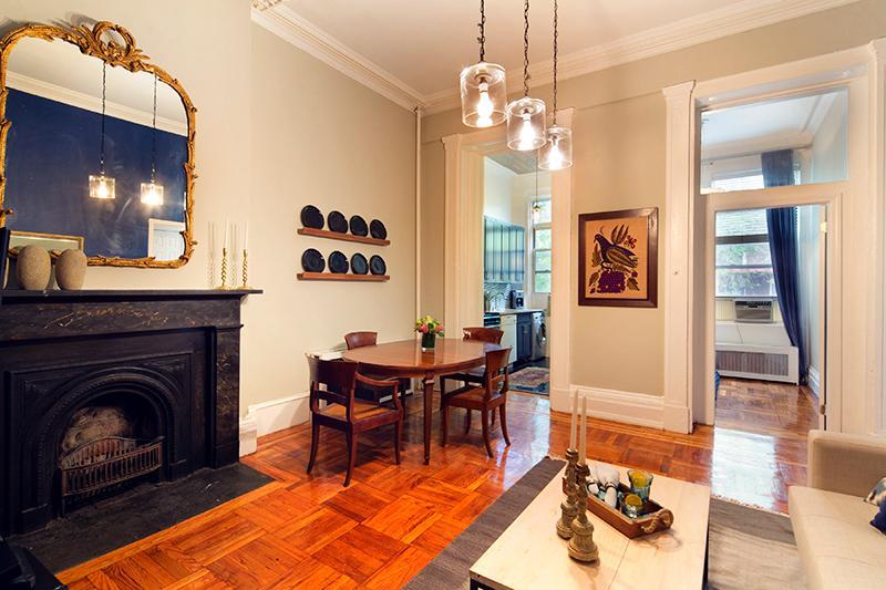 Living and Dining Room - West Village 2 b/ 2 b  Gem - New York City - rentals