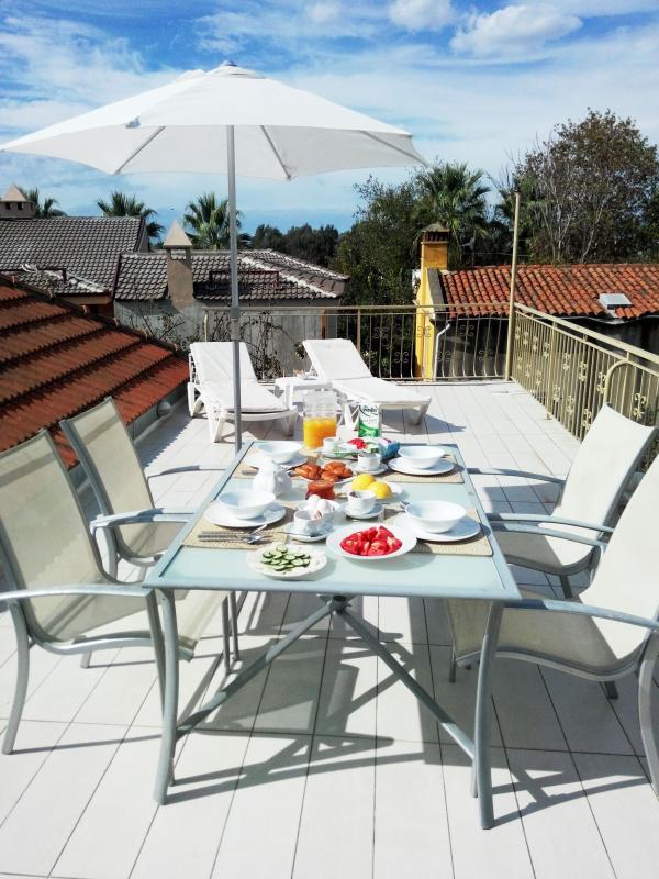Serenity Cottage Roof Terrace - Serenity Cottage, Ephesus, Selcuk, Turkey - Selcuk - rentals