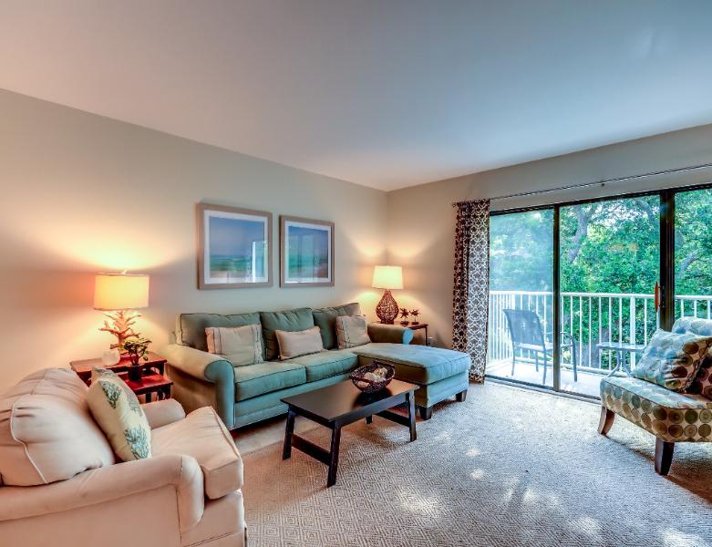 2125 lovely 2 bed 2 bath resort view condo - Image 1 - Amelia Island - rentals