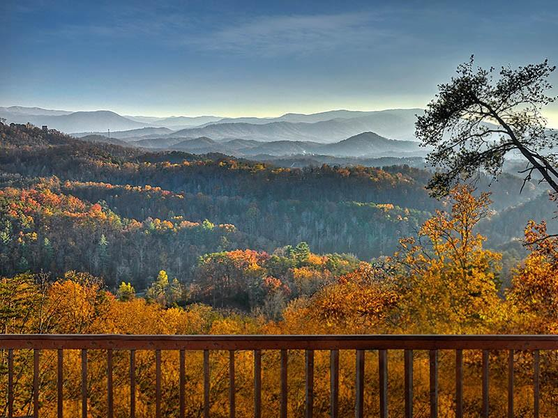 Endless View over Dollywood,sleeps14HotTub,2Jacuz - Image 1 - Pigeon Forge - rentals
