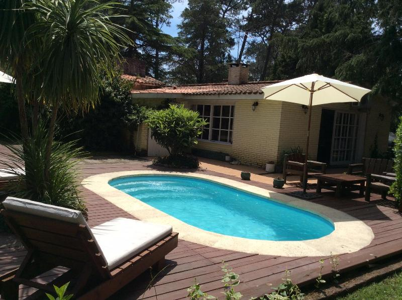 Spectacular!!  Pool, Barbeque saloon, Decks, nice! - Image 1 - Punta del Este - rentals