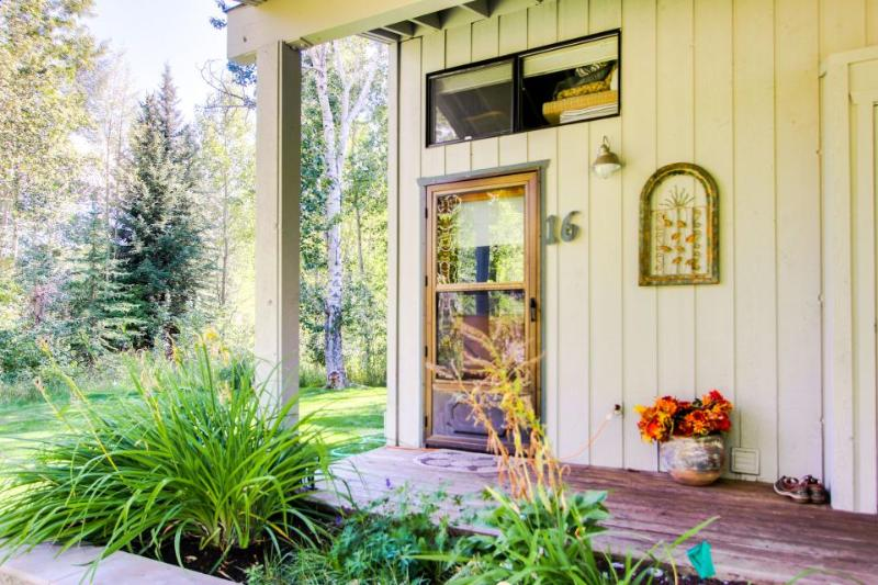 Dog-friendly, near a park & hiking trails! On the bus line. - Image 1 - Ketchum - rentals