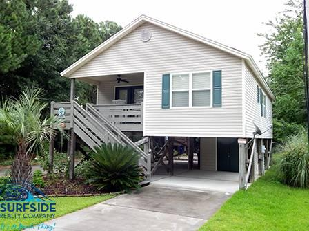 Amber Hut - Image 1 - Surfside Beach - rentals