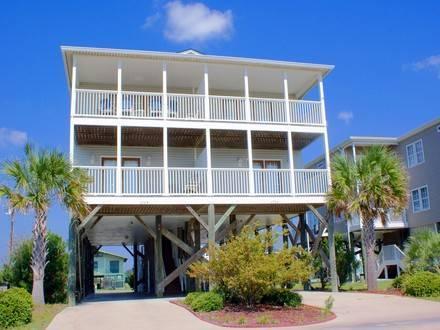 A Rollman Retreat - Image 1 - Garden City Beach - rentals