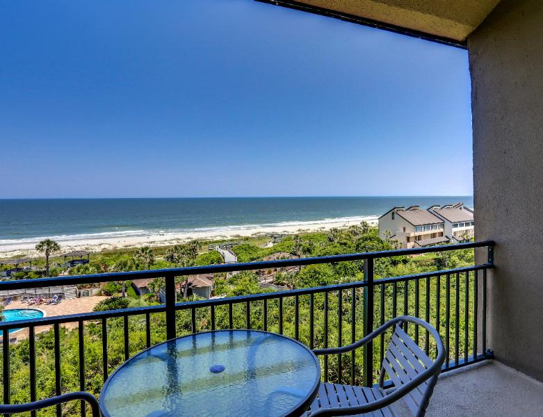 Ocean View two bedroom two bath townhome - Image 1 - Amelia Island - rentals