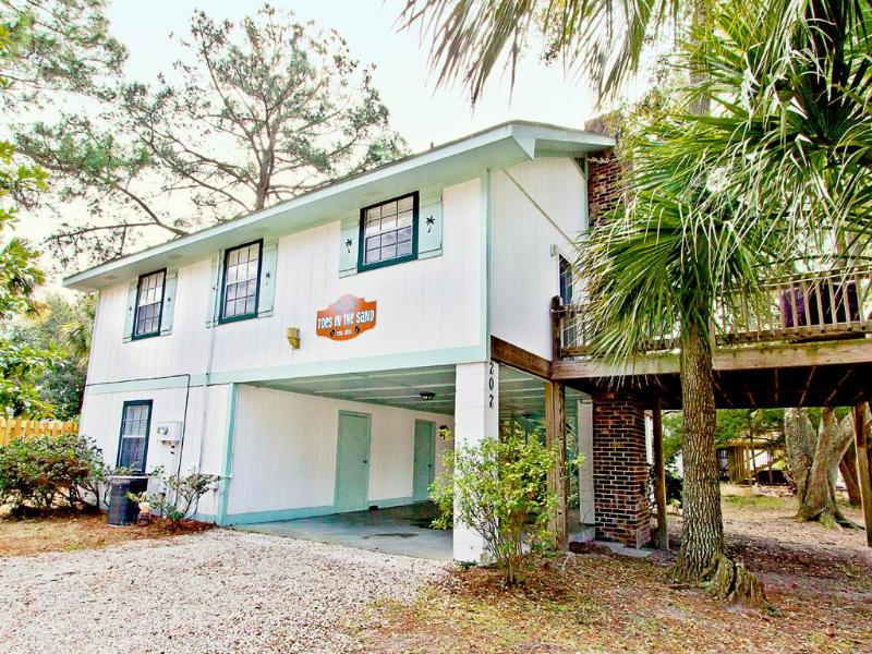 Toes in the Sand - Image 1 - Tybee Island - rentals