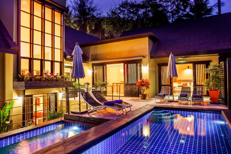 High quality villa set in a lovely location - Elegant Villa with Private Pool Jacuzzi & Mini Gym - Koh Samui - rentals