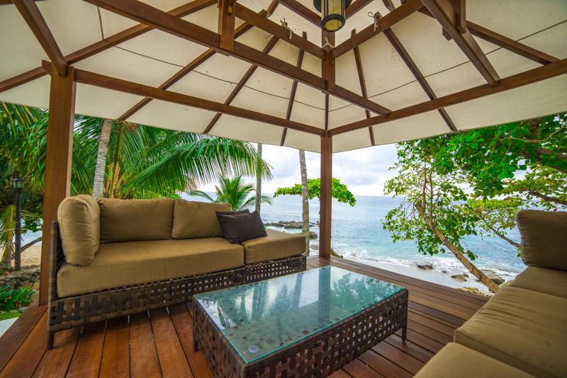 Beachfront Luxury Villa for up to 18 Guests! - Image 1 - Tambor - rentals