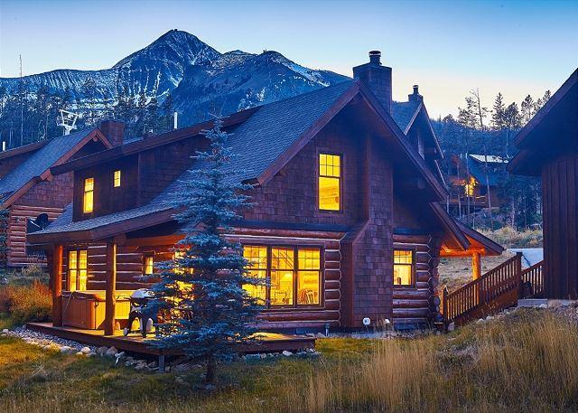 Great Rates on Ski-in, Ski-out Powder Ridge Cabin - Image 1 - Big Sky - rentals