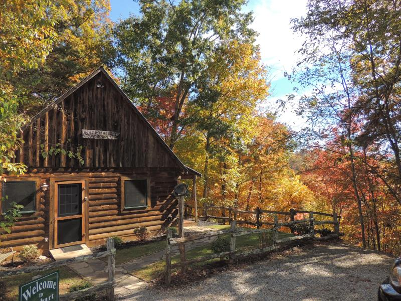 Fantastic Cabin Great Location - The Kephart Cabin - Image 1 - Bryson City - rentals
